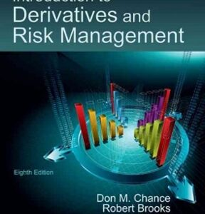 Introduction to Derivatives and Risk Management 8th Edition – PDF ebook