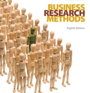 Business Research Methods 8th Edition – PDF ebook