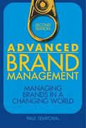 Advanced Brand Management: Managing Brands in a Changing World 2nd Edition – PDF ebook