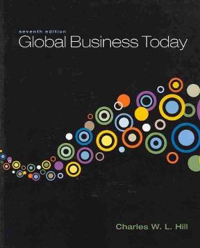 Global Business Today 7th Edition – PDF ebook
