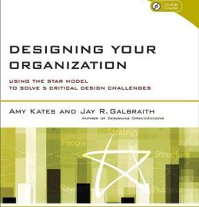 Designing Your Organization: Using the STAR Model to Solve 5 Critical Design Challenges 1st Edition – PDF ebook