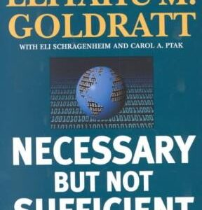 Necessary but not sufficient 1st Edition – PDF ebook