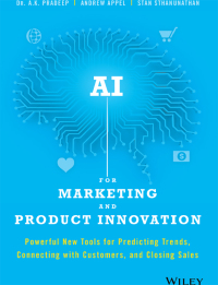 AI for Marketing and Product Innovation: Powerful New Tools for Predicting Trends, Connecting with Customers, and Closing Sales 1st Edition – PDF ebook