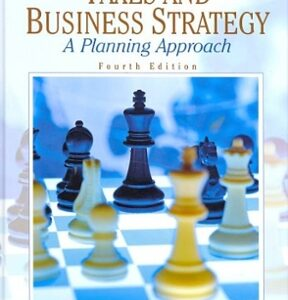Taxes and Business Strategy: A Planning Approach 5th Edition – PDF ebook