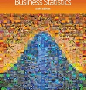 Introduction to Business Statistics 6th Edition – PDF ebook