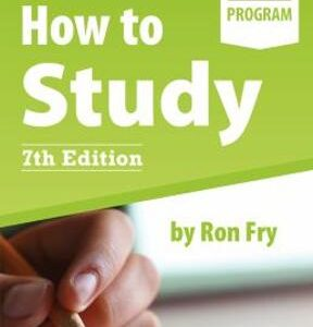 How to Study 7th Edition – PDF ebook