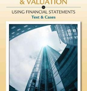 Business Analysis and Valuation 5th Edition – PDF ebook