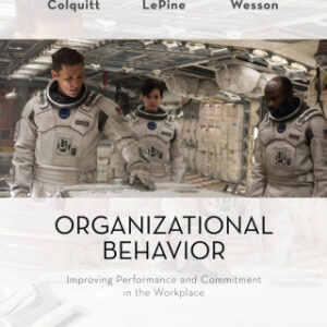 Organizational Behavior: Improving Performance and Commitment in the Workplace 5th Edition – PDF ebook