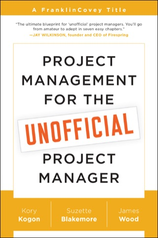 Project Management for the Unofficial Project Manager 1st Edition – PDF ebook