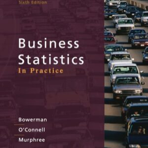 Business Statistics in Practice 6th Edition – PDF ebook
