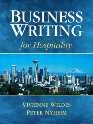 Business Writing for Hospitality 1st Edition – PDF ebook