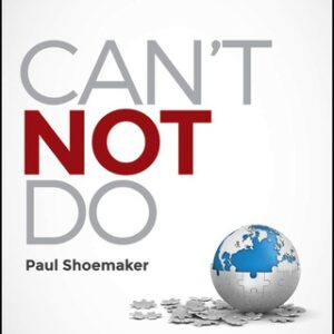 Can't Not Do: The Compelling Social Drive that Changes Our World 1st Edition – PDF ebook