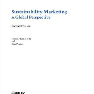 Sustainability Marketing: A Global Perspective 2nd Edition – PDF ebook