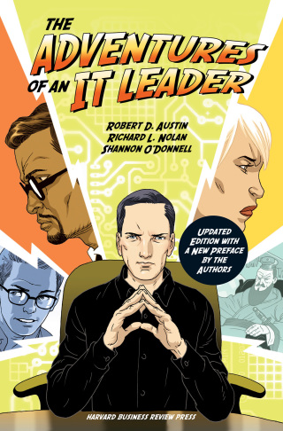 The Adventures of an IT Leader, Updated Edition with a New Preface by the Authors 1st Edition – PDF ebook
