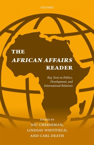 The African Affairs Reader: Key Texts in Politics, Development, and International Relations 1st Edition – PDF ebook