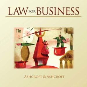 Cengage Advantage Books: Law for Business 17th Edition – PDF ebook
