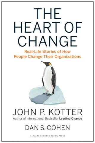 The Heart of Change: Real-Life Stories of How People Change Their Organizations 1st Edition – PDF ebook