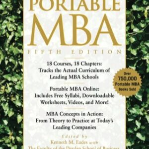 The Portable MBA 5th Edition – PDF ebook