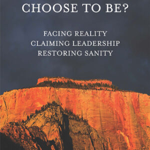 Who Do We Choose To Be?: Facing Reality, Claiming Leadership, Restoring Sanity 1st Edition – PDF ebook