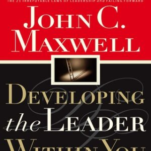 Developing the Leader Within You 1st Edition – PDF ebook