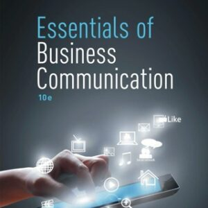 Essentials of Business Communication 10th Edition – PDF ebook