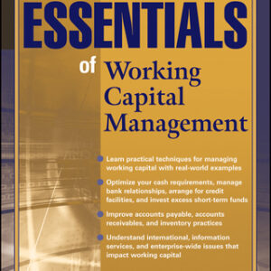 Essentials of Working Capital Management 1st Edition – PDF ebook