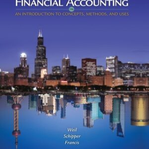 Financial Accounting: An Introduction to Concepts, Methods and Uses 14th Edition – PDF ebook
