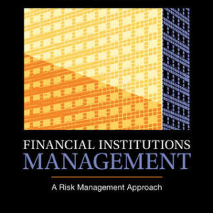Financial Institutions Management: A Risk Management Approach 8th Edition – PDF ebook