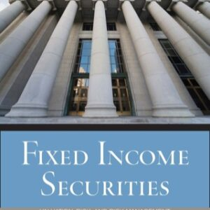 Fixed Income Securities: Valuation, Risk, and Risk Management 1st Edition – PDF ebook
