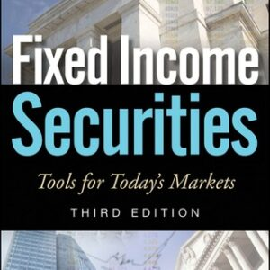 Fixed Income Securities: Tools for Today's Markets 3rd Edition – PDF ebook