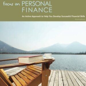 Focus on Personal Finance 3rd Edition – PDF ebook