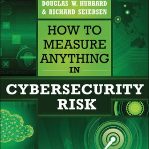 How to Measure Anything in Cybersecurity Risk 1st Edition – PDF ebook