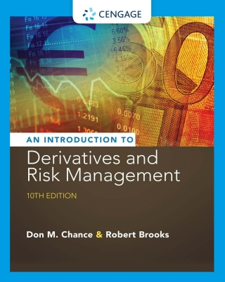 Introduction to Derivatives and Risk Management 10th Edition – PDF ebook