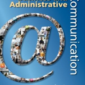 Business and Administrative Communication 11th Edition – PDF ebook