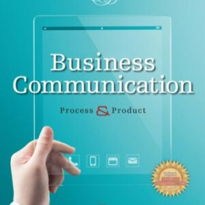Business Communication: Process and Product 8th Edition – PDF ebook