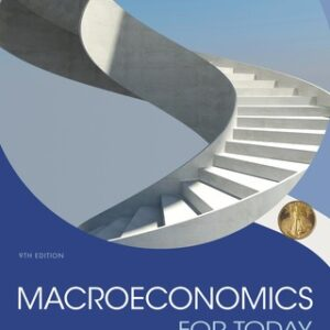 Macroeconomics for Today 9th Edition – PDF ebook