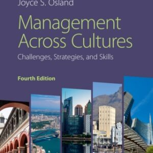 Management across Cultures: Challenges, Strategies, and Skills 4th Edition – PDF ebook