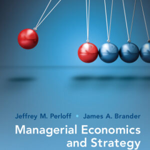 Managerial Economics and Strategy 2nd Edition – PDF ebook