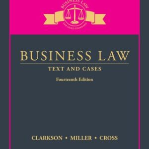 Business Law: Text and Cases 14th Edition – PDF ebook