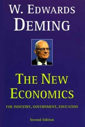 The New Economics: For Industry, Government, Education 2nd Edition – PDF ebook