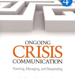Ongoing Crisis Communication 4th Edition – PDF ebook