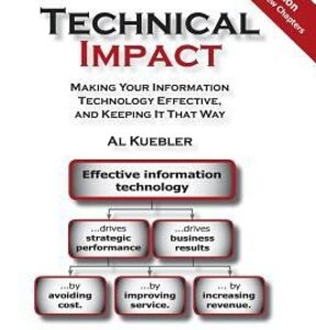 Technical Impact: Making Your Information Technology Effective, and Keeping It That Way 1st Edition – PDF ebook