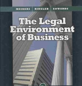 The Legal Environment of Business 10th Edition – PDF ebook