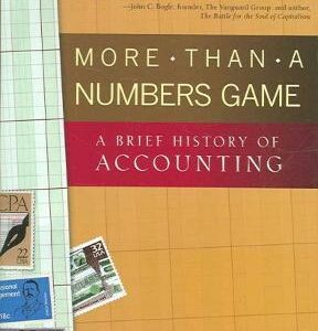 More Than a Numbers Game: A Brief History of Accounting 1st Edition – PDF ebook