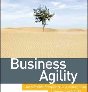 Business Agility: Sustainable Prosperity in a Relentlessly Competitive World 1st Edition – PDF ebook