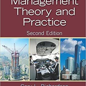 Project Management Theory and Practice 2nd Edition – PDF ebook