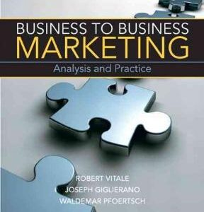 Business-to-business Marketing: Analysis and Practice 1st Edition – PDF ebook