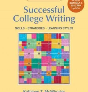 Successful College Writing with 2009 MLA and 2010 APA Updates, 4th Edition – PDF ebook