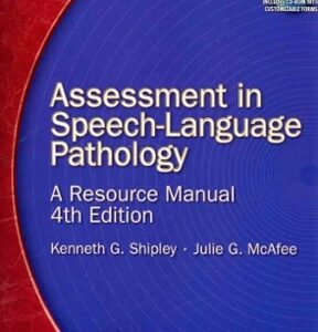 Assessment in Speech-Language Pathology: A Resource Manual, 4th Edition – PDF ebook