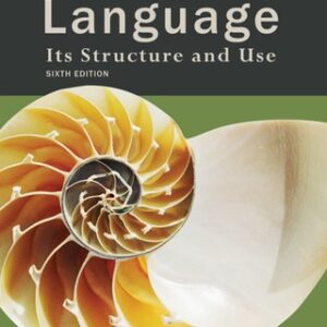 Language: Its Structure and Use, 6th Edition – PDF ebook